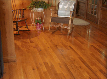 Purchase custom hardwood flooring Syracuse Indiana