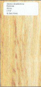 Albizia Adianthifolia Flatcrown Africa